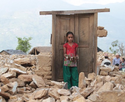 Dzieci w Nepalu mówią o swoich lękach i obawach o przyszłość