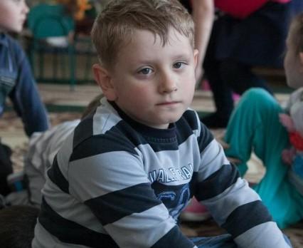 Ponad 240 dzieci zabitych lub rannych od początku konfliktu na Ukrainie