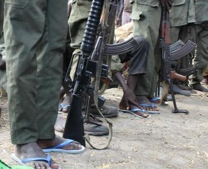 Grupy zbrojne w Republice Środkowoafrykańskiej uwolnią tysiące dzieci