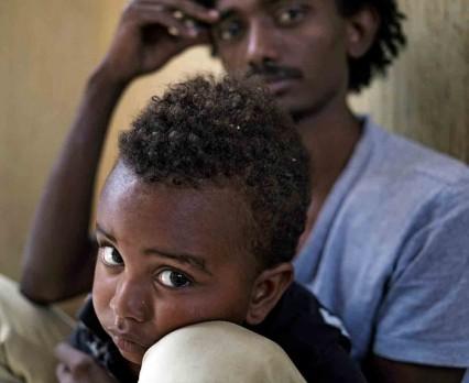 UNICEF: Niemal 50 mln przesiedlonych dzieci na świecie