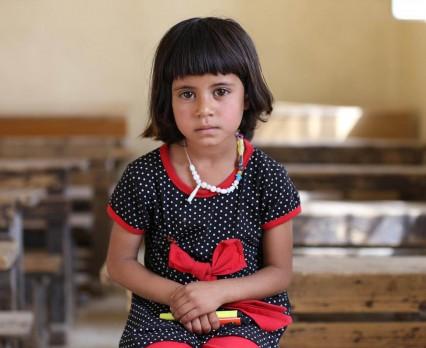 UNICEF: 1 na 4 dzieci na obszarach dotkniętych konfliktami zbrojnymi nie chodzi do szkoły