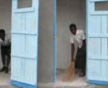 Z okazji Światowego Dnia Wody UNICEF zaprasza do kolejki do toalety