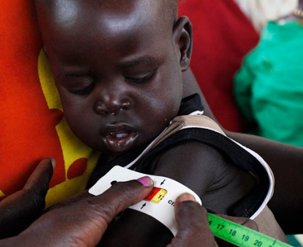 UNICEF, FAO: WFP: Rośnie liczba osób potrzebujących pomocy żywnościowej w Sudanie Południowym