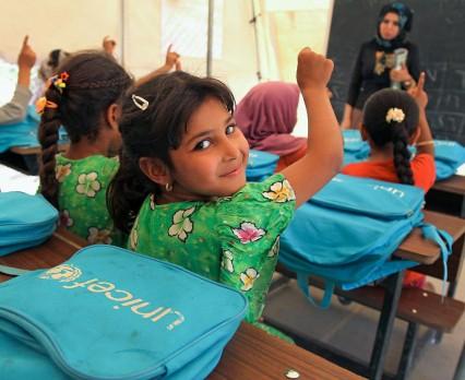 Oświadczenie UNICEF w sprawie przyjęcia Celów Zrównoważonego Rozwoju