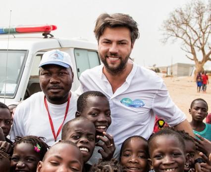 10. rocznica współpracy UNICEF i marki Pampers