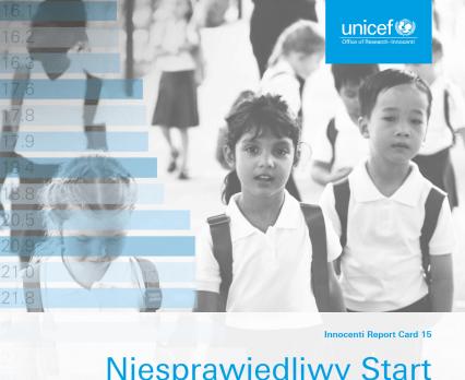 W Polsce, podobnie jak w większości krajów wysokorozwiniętych, nadal istnieją nierówności edukacyjne wśród dzieci