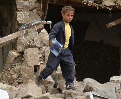 Dramatyczna sytuacja dzieci w Jemenie