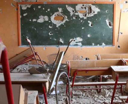 UNICEF: Przestańcie bombardować szkoły iszpitale!