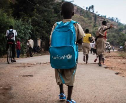 UNICEF apeluje o ochronę dzieci w Burundi