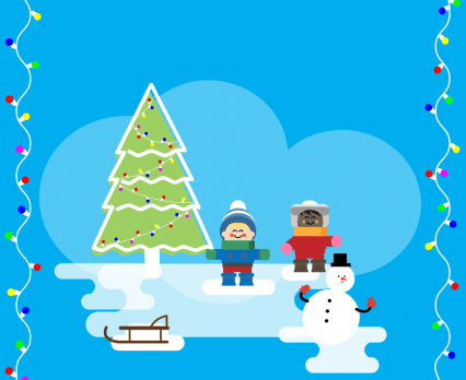 Wesołych Świąt dla każdego Dziecka!
