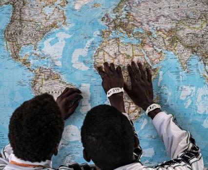 UNICEF: Ponad 90% dzieci uchodźców i migrantów przybywa do Europy bez opieki