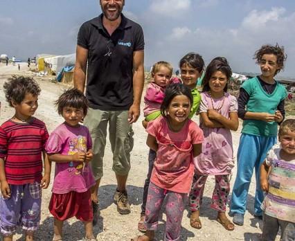 Łukasz Nowicki nowym Ambasadorem Dobrej Woli UNICEF
