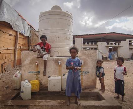 UNICEF Polska Klęska głodu w Jemenie zagraża milionom dzieci