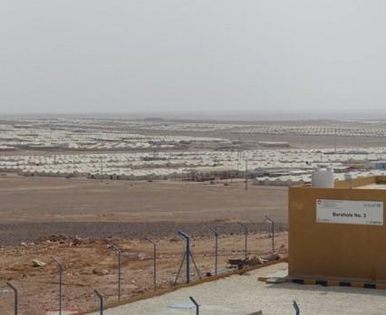 Pierwsza wizyta nowo powołanej Minister ds. Pomocy Humanitarnej. Beata Kempa odwiedza projekty UNICEF w obozach dla uchodźców syryjskich w Jordanii