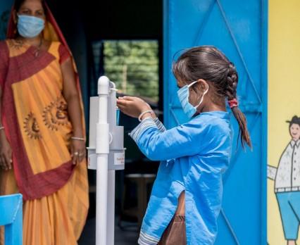 UNICEF Polska - otwarcie szkół