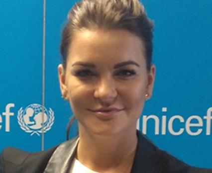 Agnieszka Radwańska nową Ambasador Dobrej Woli UNICEF