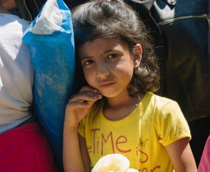 Oświadczenie UNICEF w związku z sytuacją dzieci uchodźców w Europie