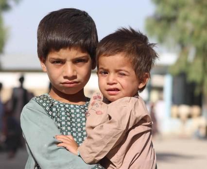 UNICEF Polska zbiera fundusze na pomoc Afgańczykom