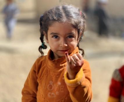 UNICEF Polska - Światowy Dzień Walki z Polio