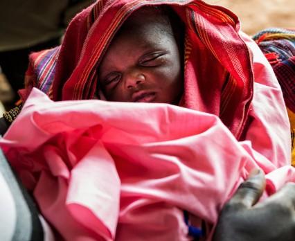 Afu – ciężka praca tuż po porodzie