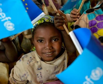 W 2014 roku 230 milionów dzieci mieszkało na obszarach objętych działaniami wojennymi. UNICEF podsumowuje ubiegły rok