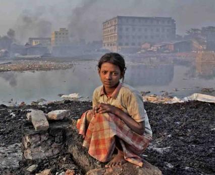 UNICEF: 300 mln dzieci na świecie oddycha najbardziej zanieczyszczonym powietrzem