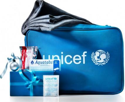 Każda okazja jest dobra, aby pomóc dzieciom. UNICEF  poleca świąteczne Prezenty bez Pudła