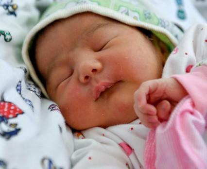 Niemal 945 dzieci urodzi się w Polsce w Nowy Rok