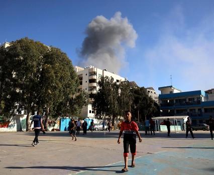 UNICEF apeluje o natychmiastowe zawieszenie broni w Palestynie