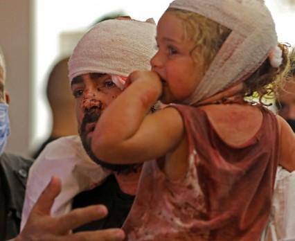 UNICEF jest zszokowany eksplozjami w Bejrucie oraz zaniepokojony sytuacją dzieci