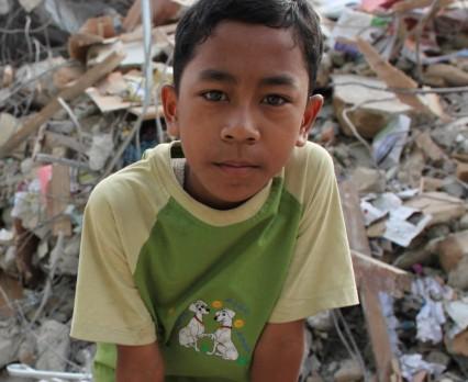 UNICEF: Ponad 1400 osób poszkodowanych na skutek trzęsienia ziemi i tsunami w Indonezji