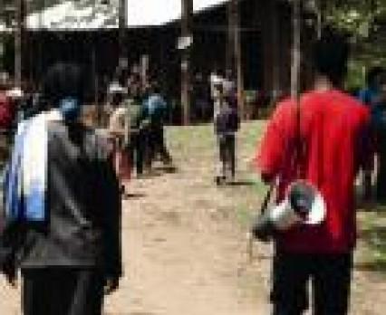 Praca wolontariuszy ratuje życie dzieci