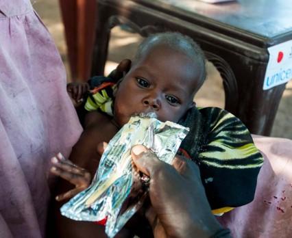 Kryzys żywnościowy w Sudanie Południowym