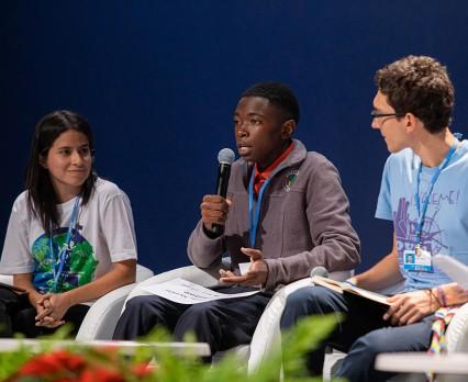 UNICEF - Dzieci mówią o swoich prawach i przyszłości
