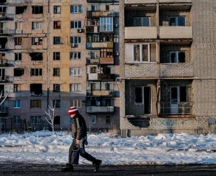 Miny i niewybuchy zagrażają zdrowiu i życiu dzieci we wschodniej Ukrainie