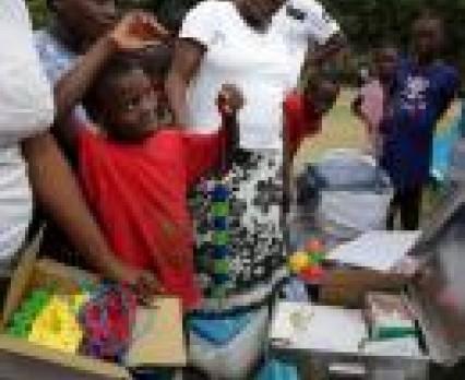 UNICEF zaszczepi 700 000 dzieci na Haiti
