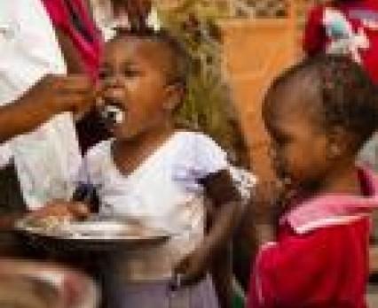 Zdrowie haitańskich dzieci jest w niebezpieczeństwie