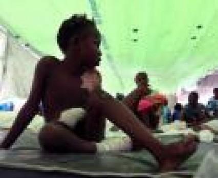 UNICEF Polska apeluje - pomoc dla Haiti nadal potrzebna
