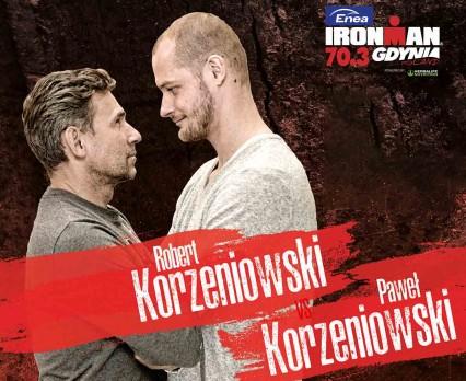 Korzeniowski vs. Korzeniowski Pojedynek mistrzów sportu dla UNICEF