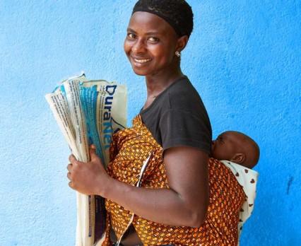Światowy Dzień Walki z Malarią – moskitiera i leki szansą na przeżycie