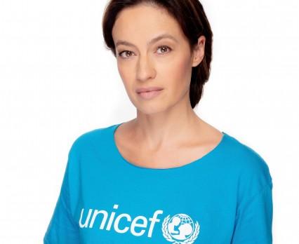 Magdalena Różczka wspiera nową kampanię UNICEF Polska