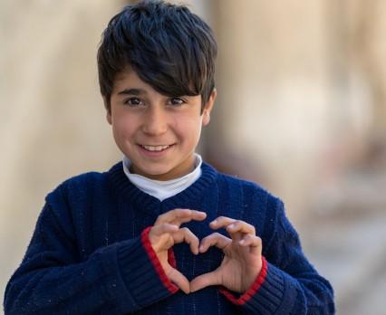 Polacy przekazali niemal 1,4 mln złotych na pomoc dzieciom w Syrii
