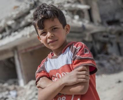 Bliski Wschód i Afryka Płn.: 1 na 5 dzieci potrzebuje pomocy humanitarnej