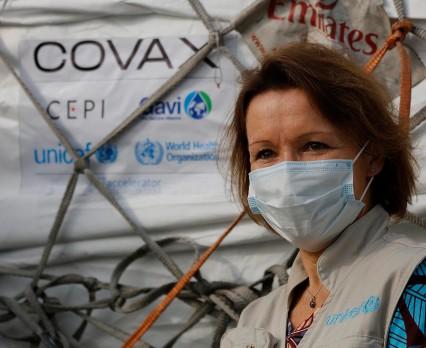 UNICEF: Ghana jako pierwsza otrzymała szczepionki przeciwko COVID-19 w ramach inicjatywy COVAX