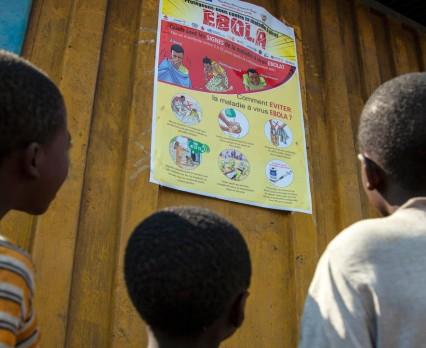 Ebola w Demokratycznej Republice Konga: UNICEF zapewnił 90 ton zaopatrzenia, by powstrzymać epidemię