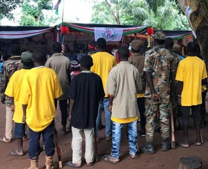 Ponad 100 dzieci zostało uwolnionych z szeregów grup zbrojnych w Sudanie Południowym