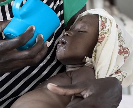 Polscy Darczyńcy przekazali ponad 2,6 mln złotych na pomoc dla dzieci w Sudanie Południowym!
