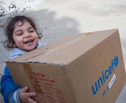 Polacy przekazali niemal 5 mln zł na pomoc dzieciom w Syrii
