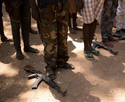 Setki dzieci uwolnione z szeregów grup zbrojnych w Sudanie Południowym