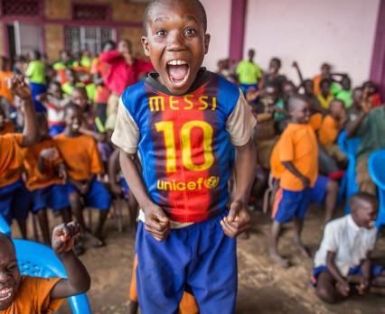 UNICEF i FC Barcelona odnowiły porozumienie w 10. rocznicę współpracy na rzecz dzieci